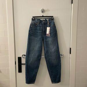 "Denim Forum ""Gia"" 80's high waisted jeans"